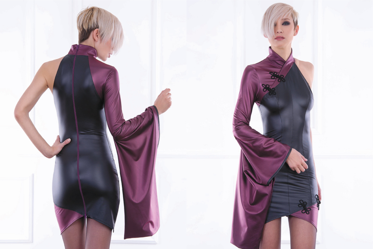 PatriceCatanzaro-Xian_Dress_Black_Plum