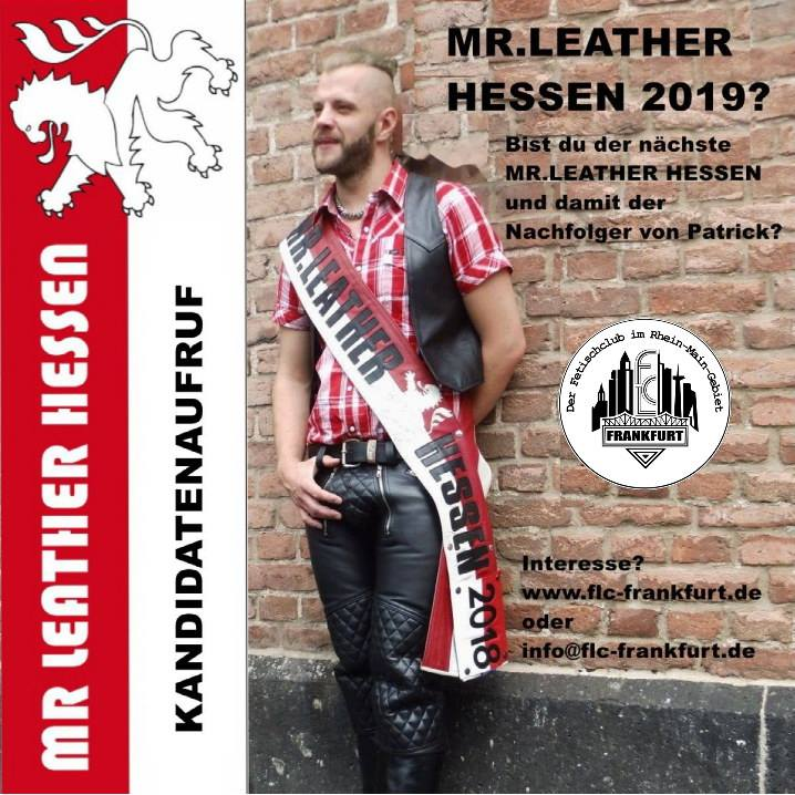 MR. LEATHER HESSEN 2019